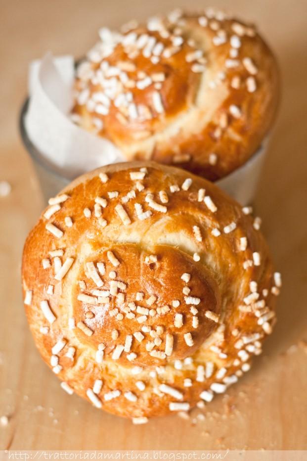 Di pan brioche e di briochine