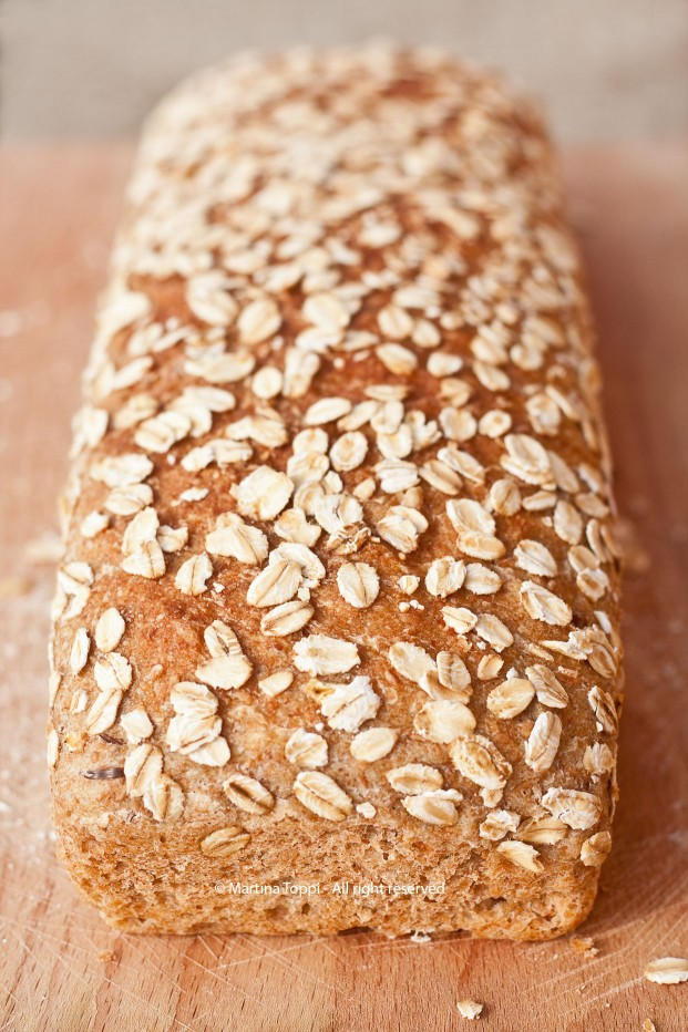 Pane integrale ai semi