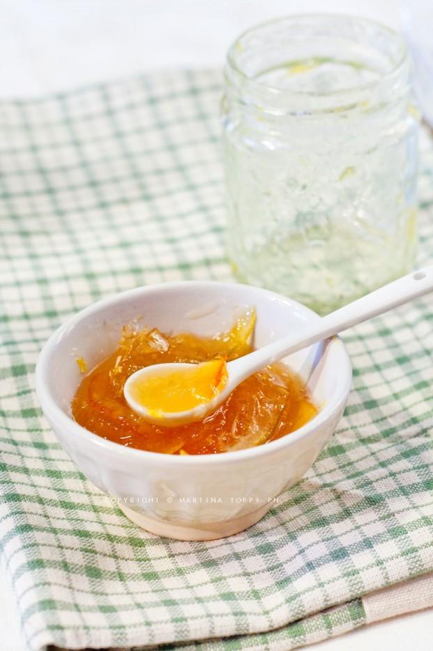 Marmellata di arance ovvero orange marmalade: the original