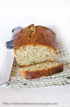 Lemon Poppy Pound Cake Recipe