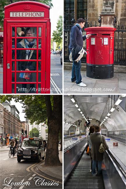 II mio viaggio a Londra per immagini
