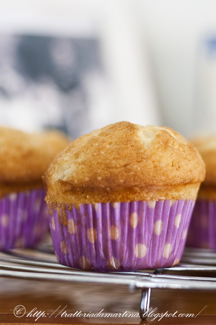 Muffin supersoffici ai fichi (con ricetta base di Martha Stewart)