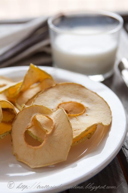 Chips di mela!