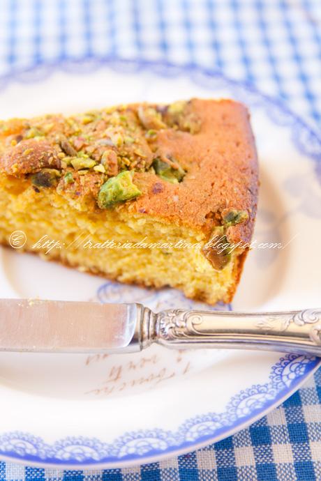 Indian cake al mava