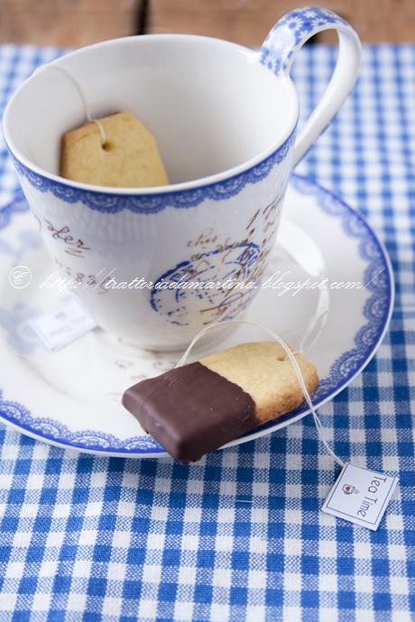 Le biscobustine del tè e il grande ritorno!
