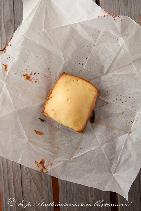Muffin serviti in conigliocubetti