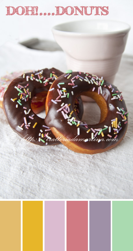 Doh....Ovvero i donuts (doughnuts) di Homer Simpson