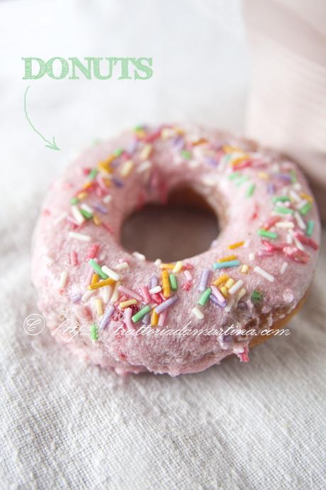 Donuts di Homer Simpson