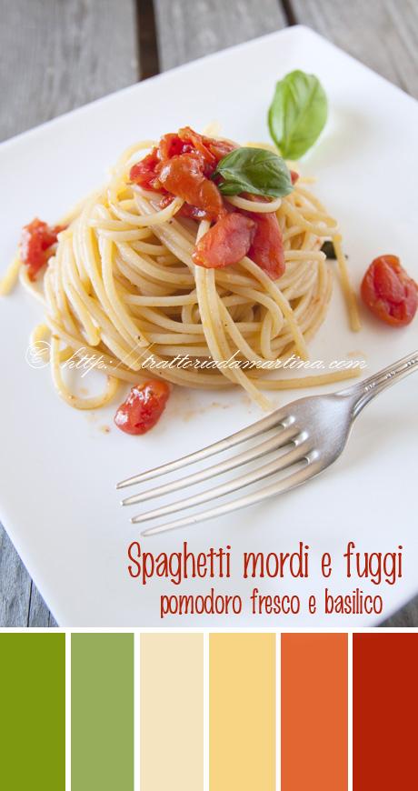 Spaghetti mordi e fuggi