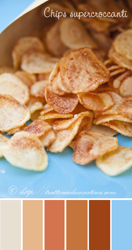 Patatine chips