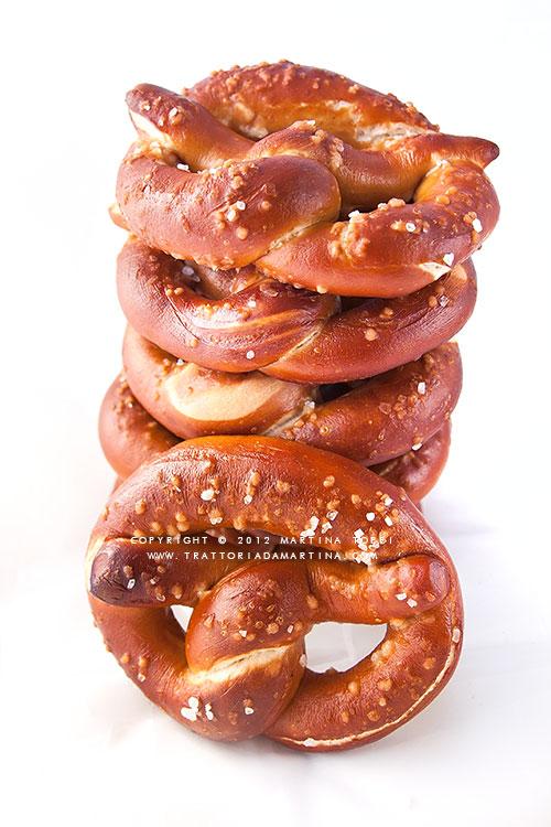 Bretzel (o pretzel): ricetta classica