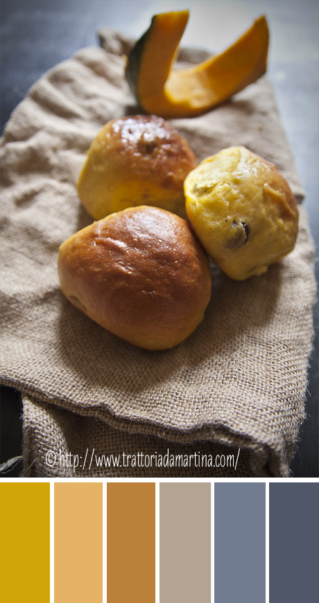 ll pan di zucca (o panbrioche alla zucca) e una novità pelosa