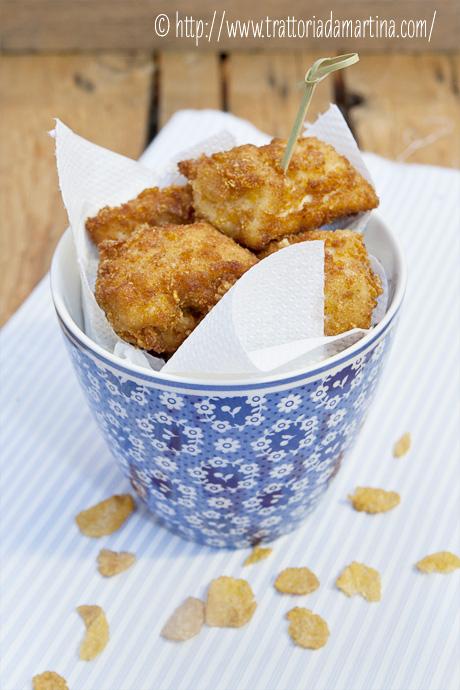Chicken McNuggets fatti in casa: ovvero come mangiare junk food senza sentirsi in colpa