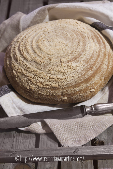 Il mio pane di grano duro