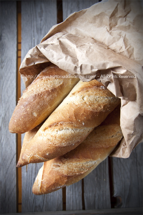 baguette di Richard Bertinet
