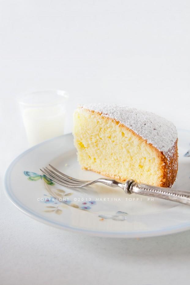 Torta paradiso, ricetta originale