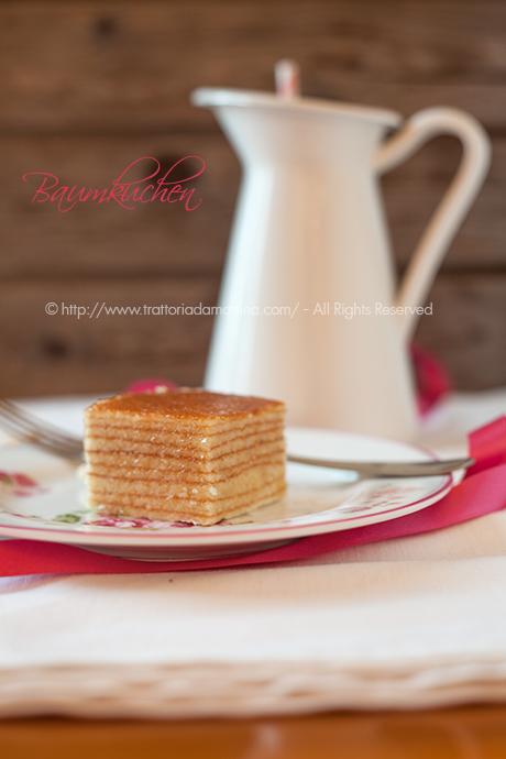 La baumkuchen