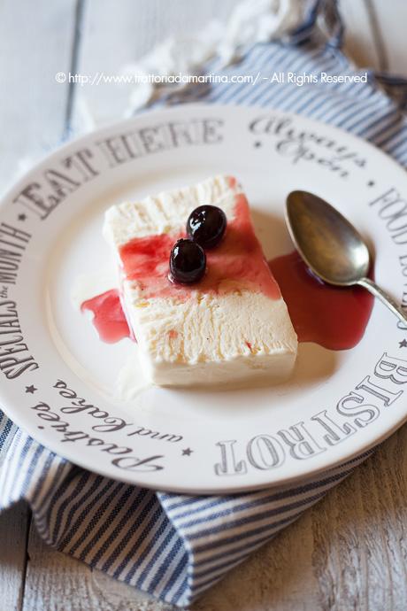 Semifreddo alla crema: ricetta base