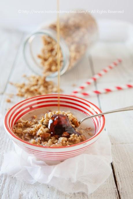 Granola II la vendetta dei cereali...