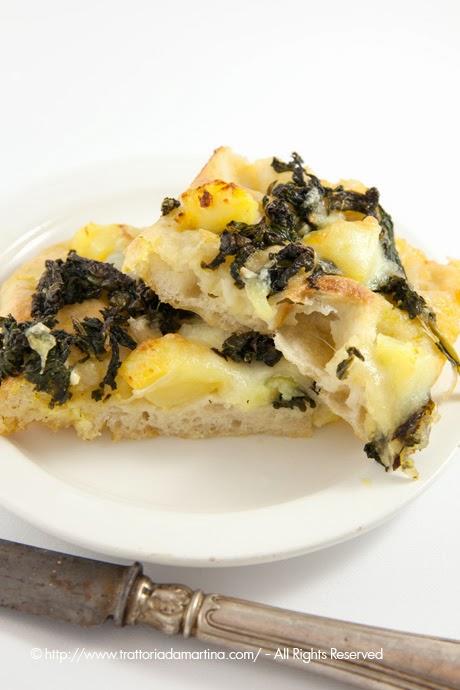 Pizza ad alta idratazione e maturazione lenta (24h)