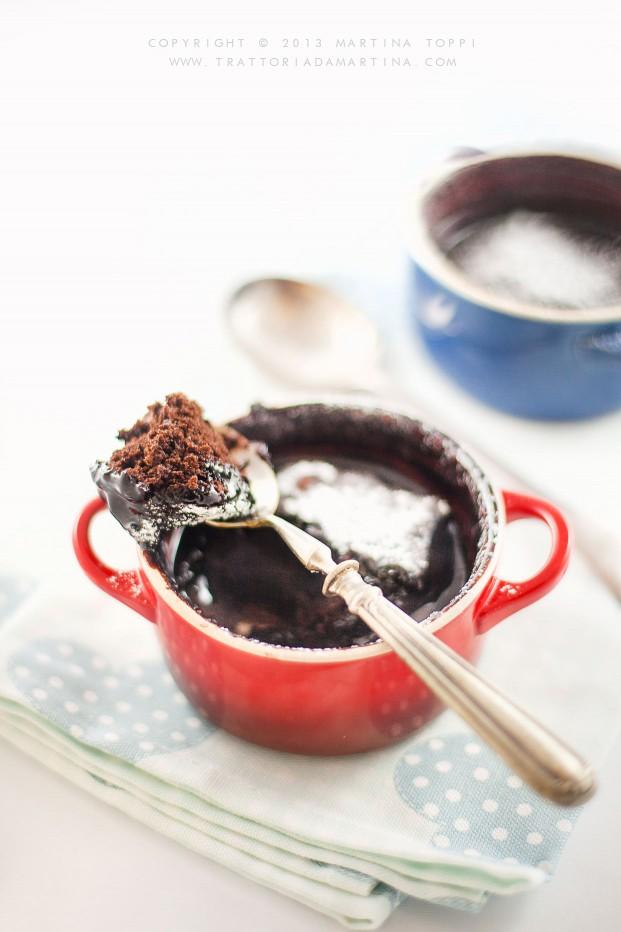 Pudding al cioccolato