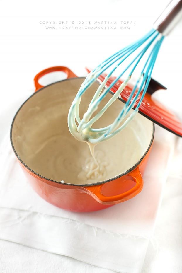 Le basi della cucina: la besciamella
