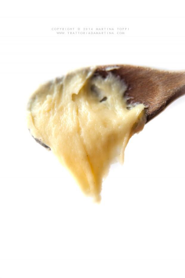 pasta choux: consistenza e aspetto