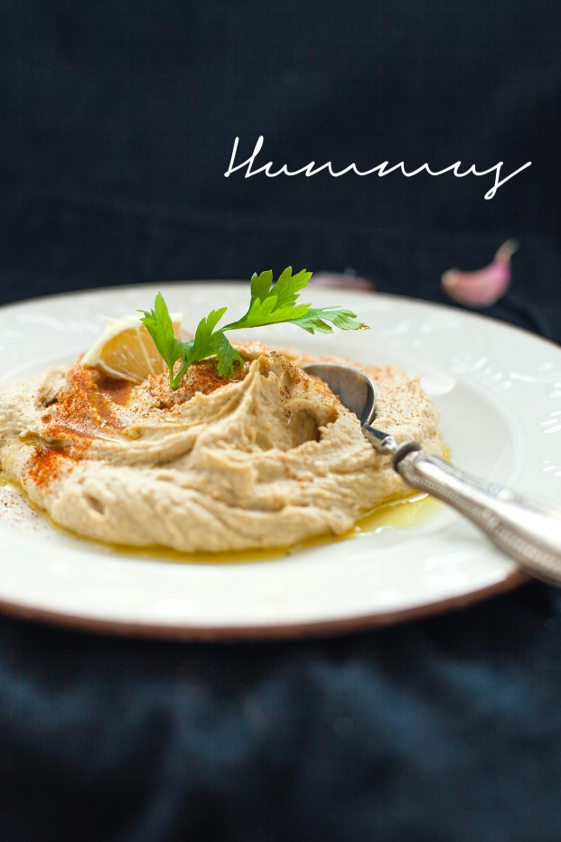 Hummus: ricetta base classica (Hummus bi tahini)