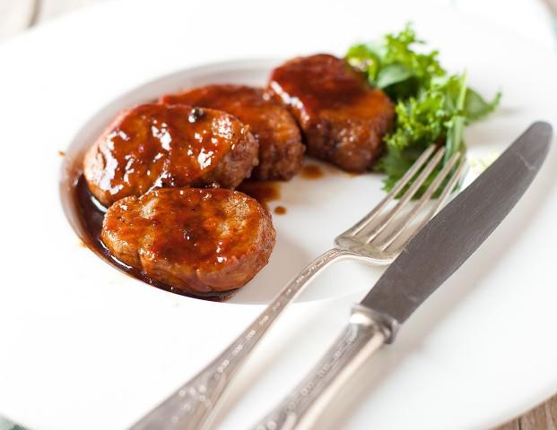 Filetto di maiale al'aceto balsamico