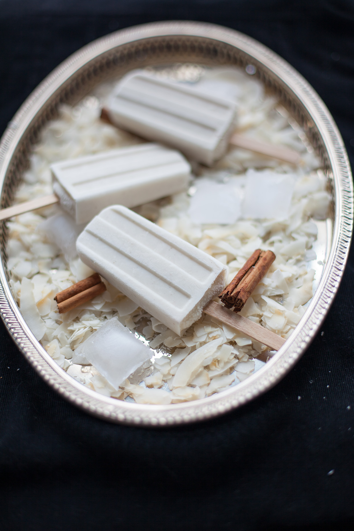 ghiaccioli al cocco