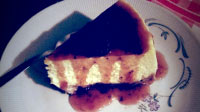 cheesecake al mascarpone