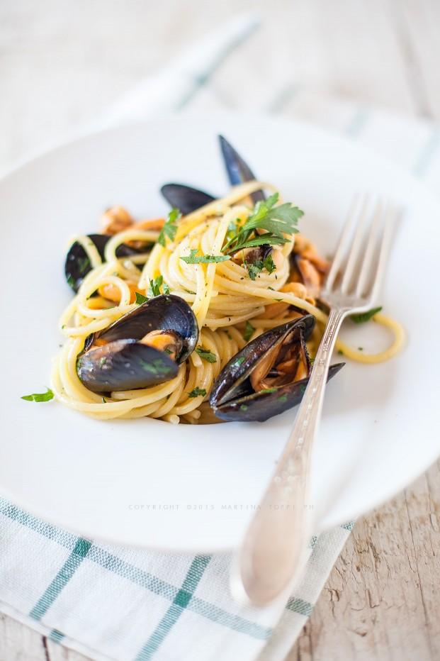 Preparare degli spaghetti alle cozze perfetti!