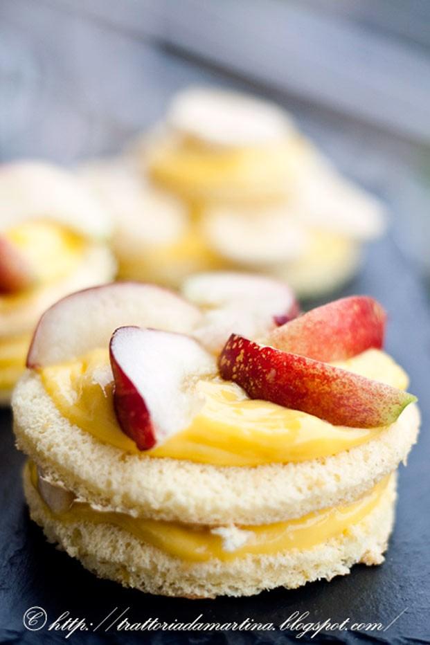 Tortine alla frutta