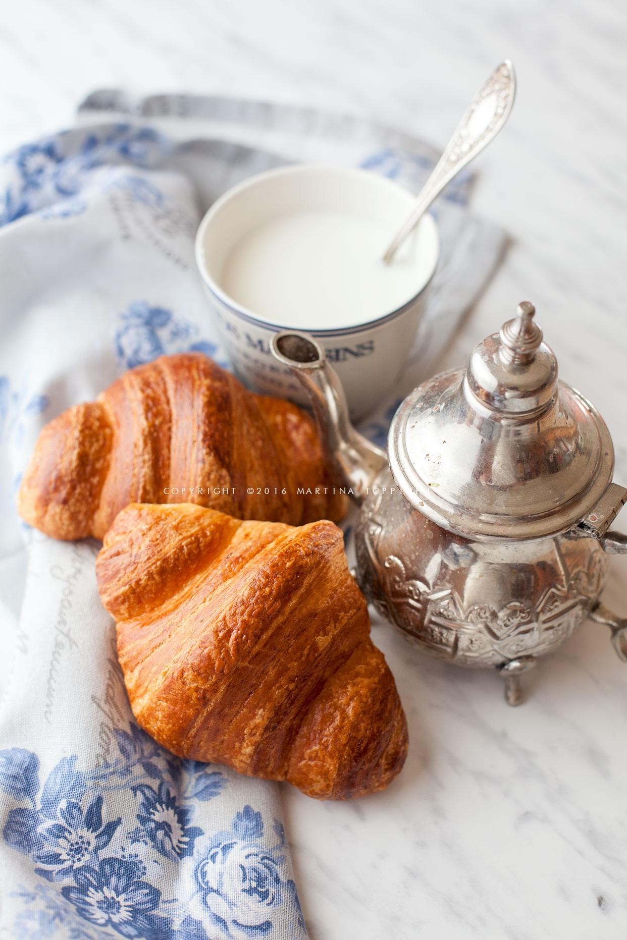 Croissant sfogliati francesi di Iginio Massari