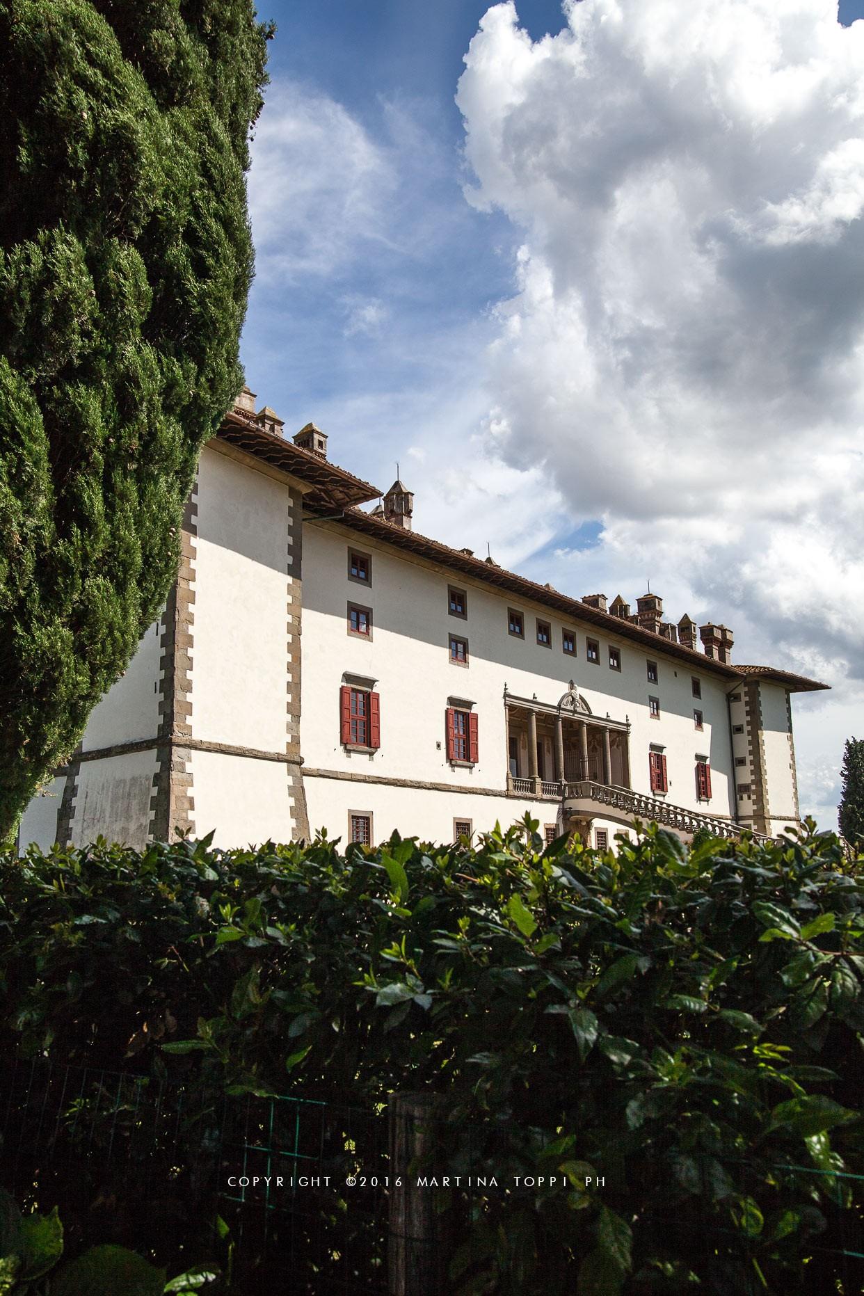 Villa medicea di Artimino