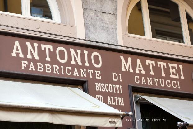 biscottificio Antonio Mattei: EtaPrato