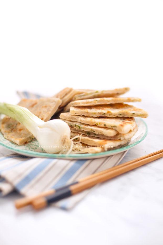 Cong you bing - pancake cinesi