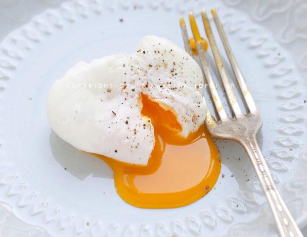 uovo in camicia o uovo pochè