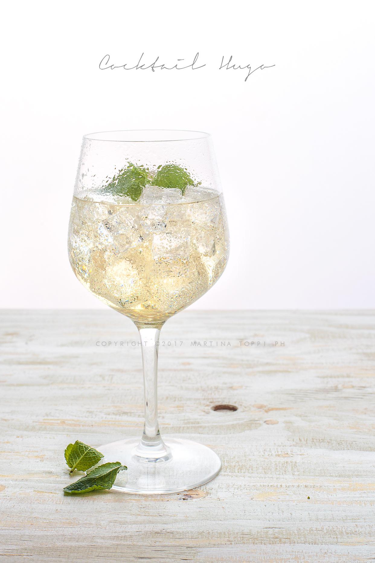 Ricetta Hugo Per 6 Persone.Cocktail Hugo O Spritz Hugo E L Aperitivo E Servito Trattoria Da Martina