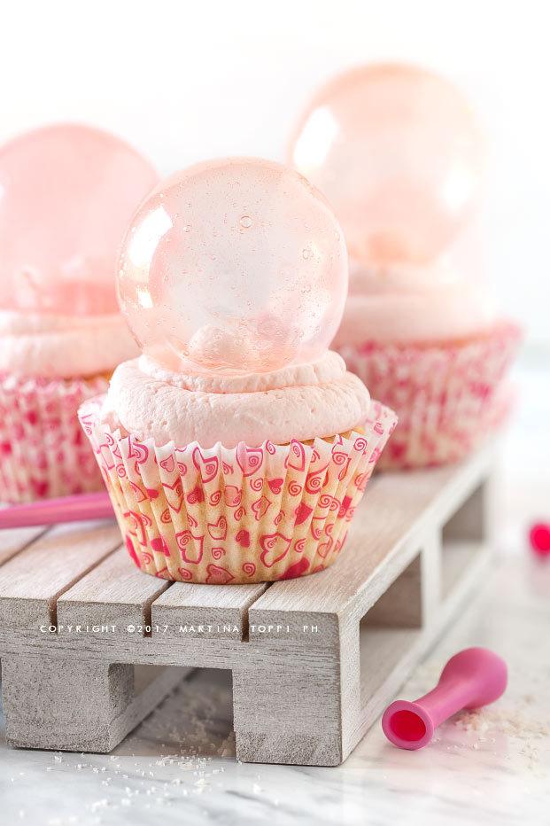 big babol cupcakes