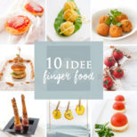10 idee finger food