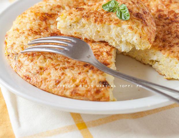 frittata di riso